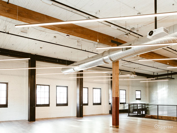 Industrial Chic Event Space in Downtown Seattle