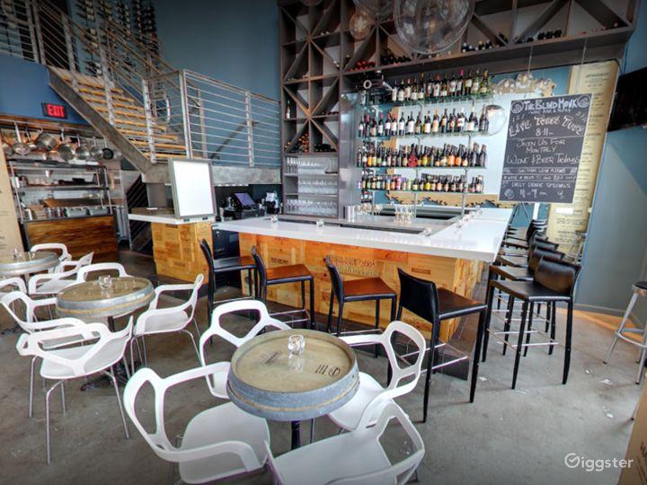 Modern West Palm Beach Wine Bar Photo 3
