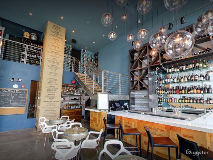 Modern West Palm Beach Wine Bar