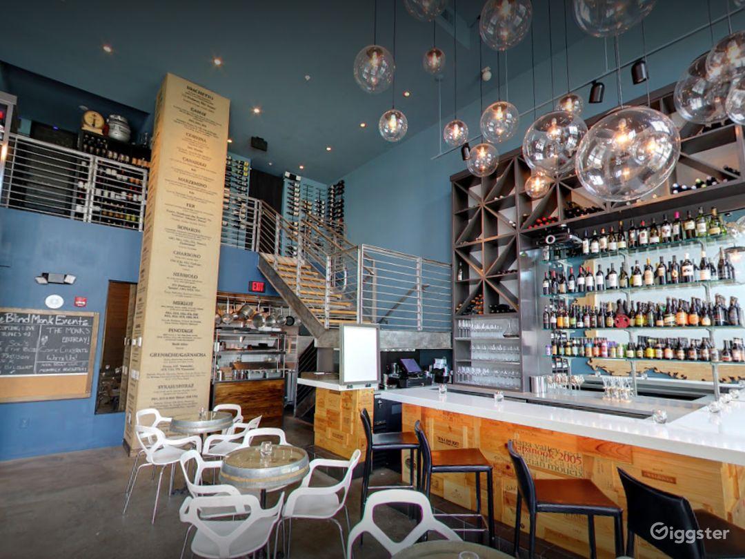 Modern West Palm Beach Wine Bar Photo 1