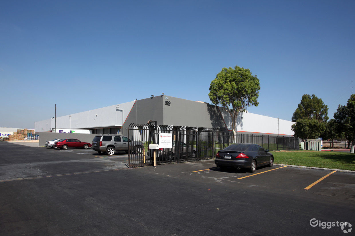 Modern Industrial Warehouse -City of Industry, CA Photo 1