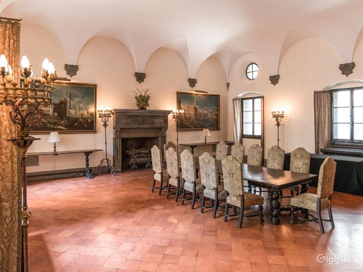 Italian Baroque Room in New York Photo 4