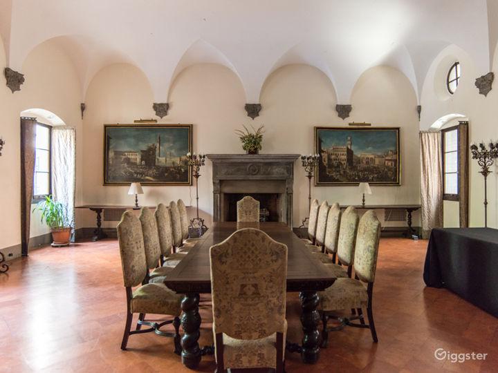 Italian Baroque Room in New York Photo 2