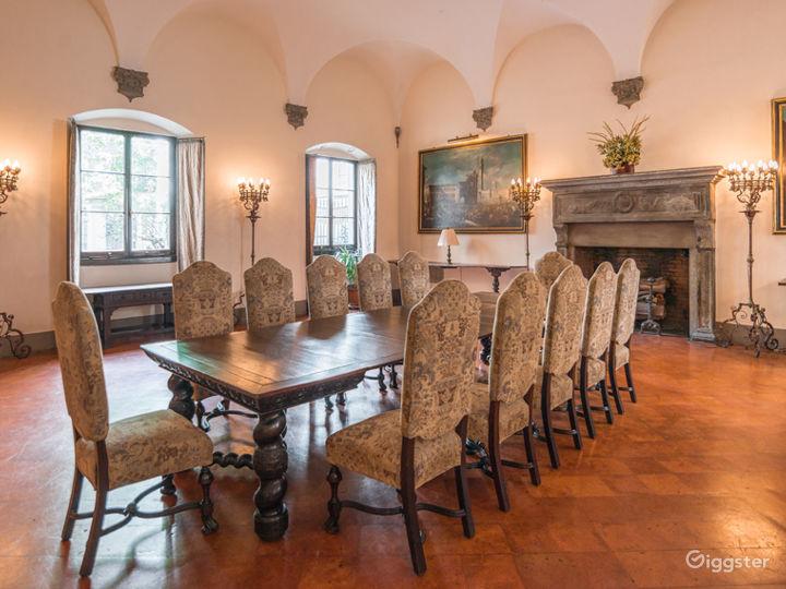 Italian Baroque Room in New York Photo 3
