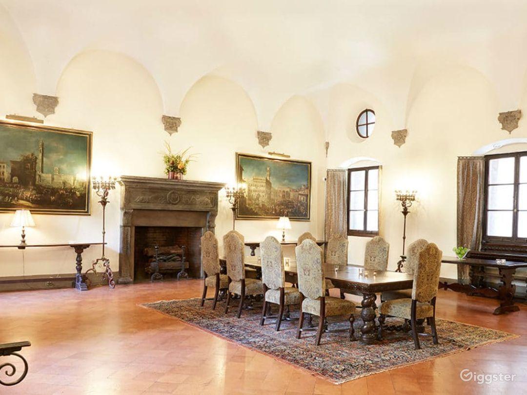 Italian Baroque Room in New York Photo 1