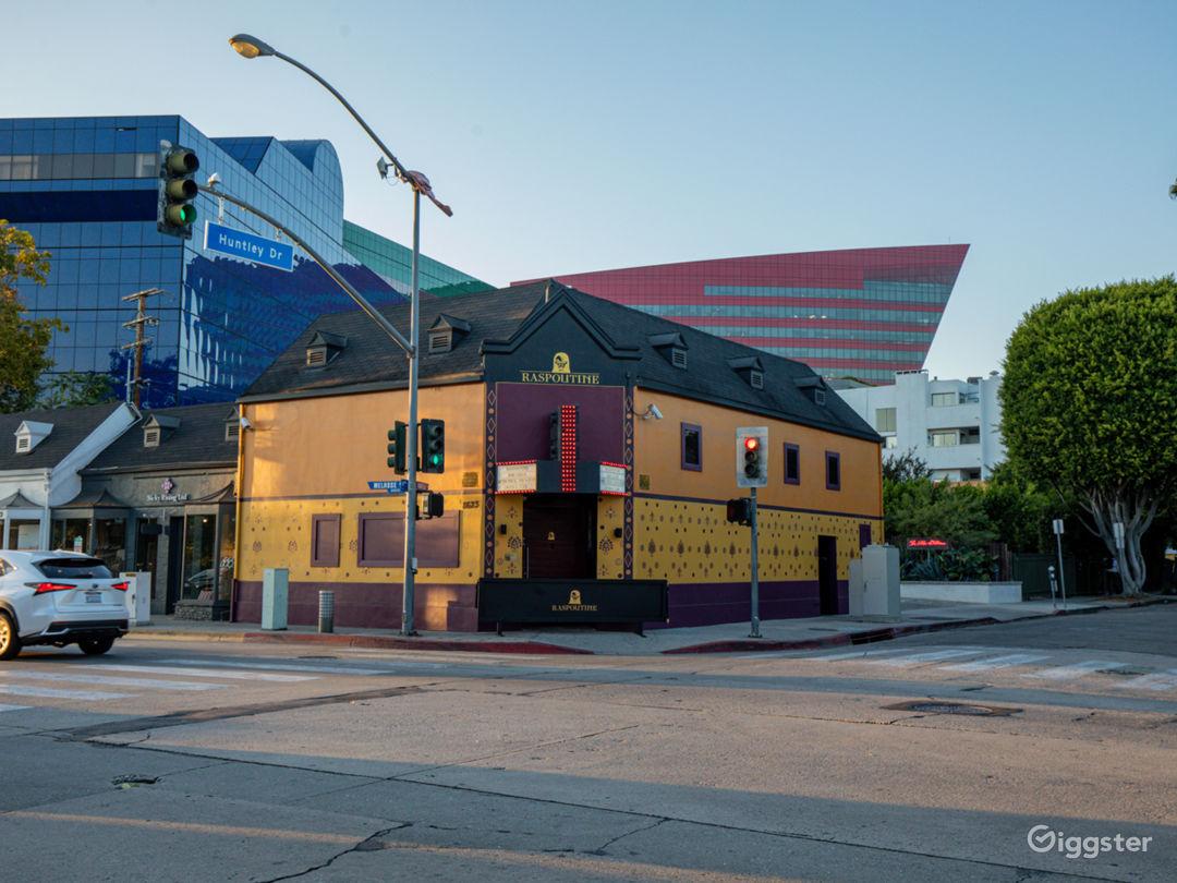 Raspoutine Nightclub and Bar