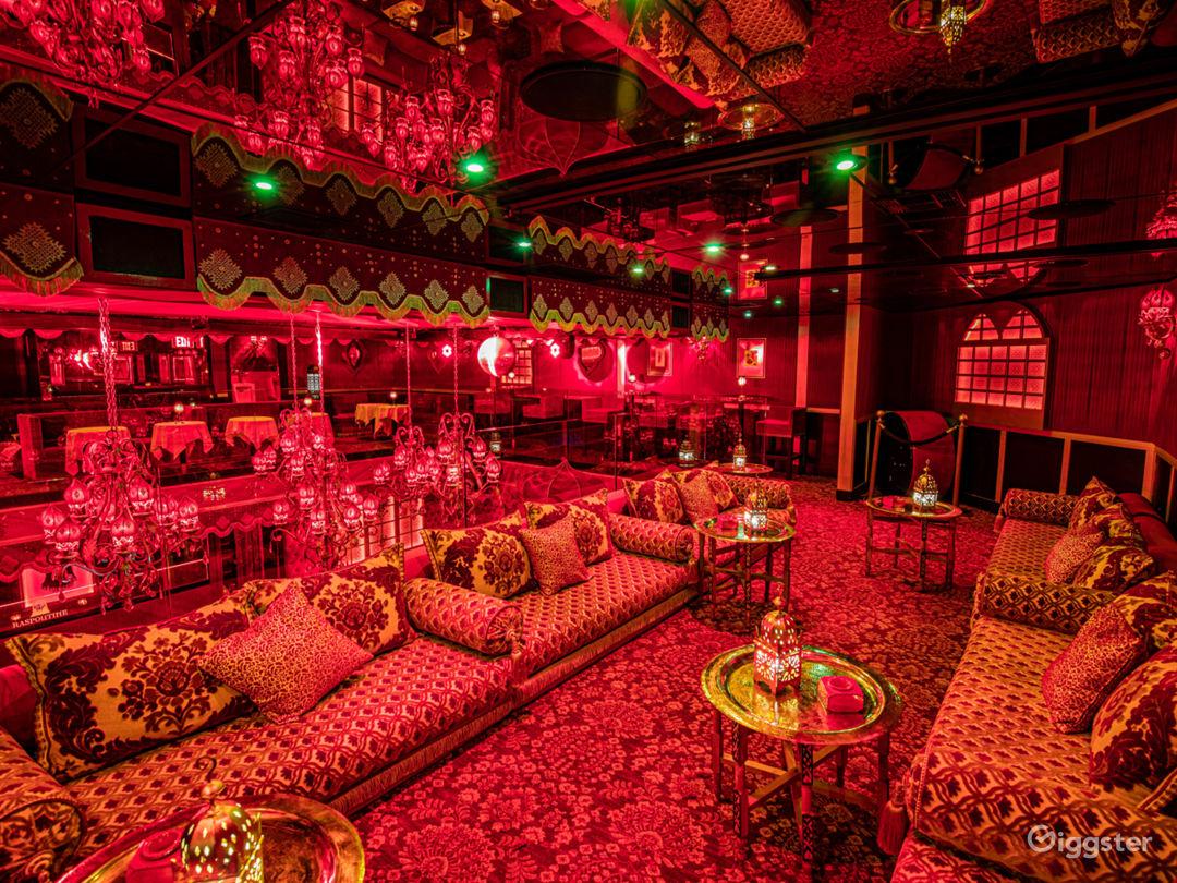 Raspoutine upstairs Russian Lounge