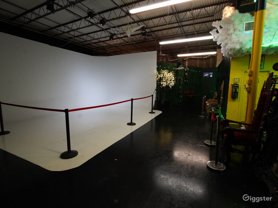 Production, Media, Event, and Recording Studio Photo 1