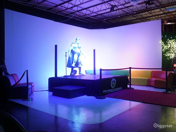 Production, Media, Event, and Recording Studio Photo 2
