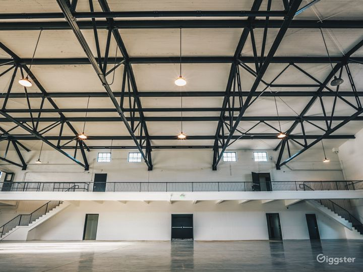 Armory - 30,000 Square Foot Spanish Revival Photo 3