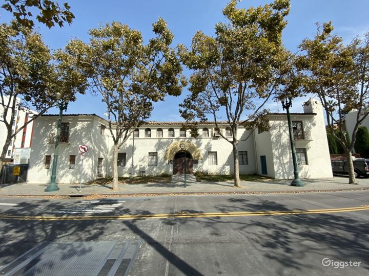 Armory - 30,000 Square Foot Spanish Revival Photo 2