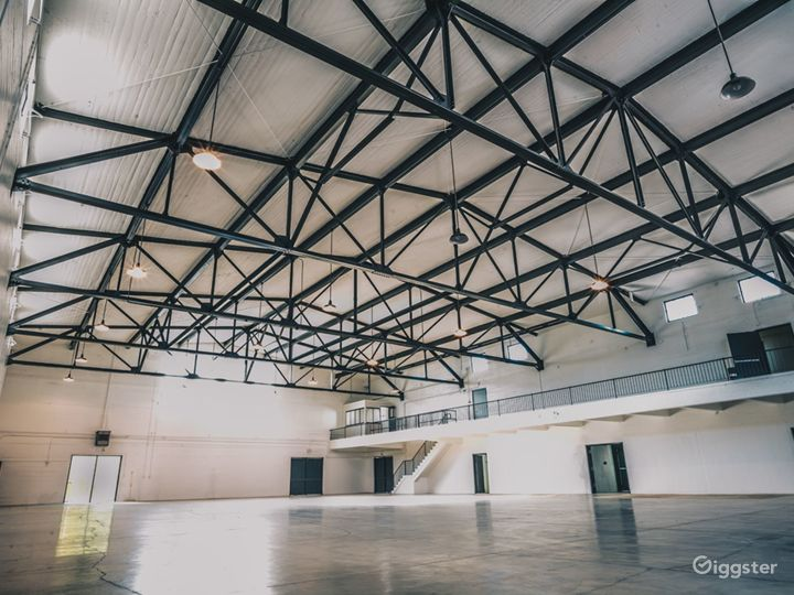 Armory - 30,000 Square Foot Spanish Revival Photo 4