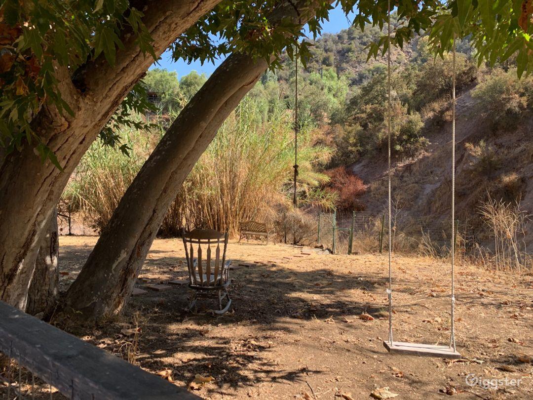 Topange mountain village vibe on a 3 acre lot Photo 1