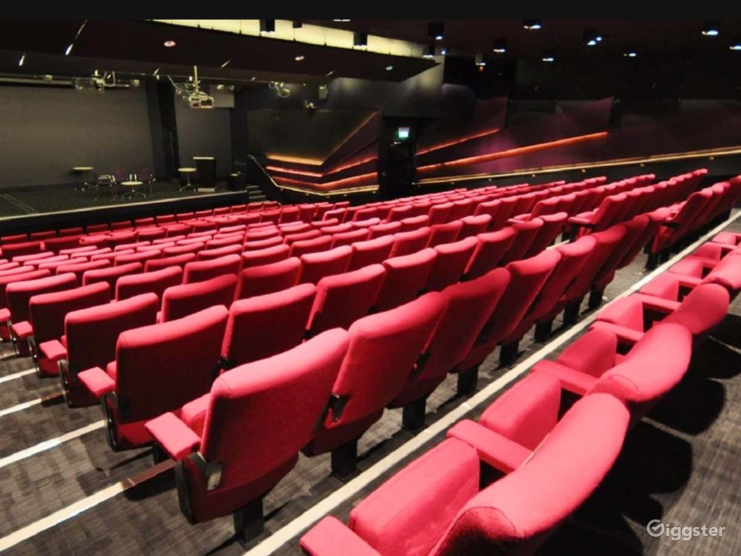 Well-equipped Weston Theater inside the Museum in London Photo 1