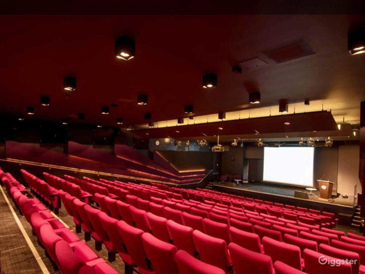 Well-equipped Weston Theater inside the Museum in London Photo 4