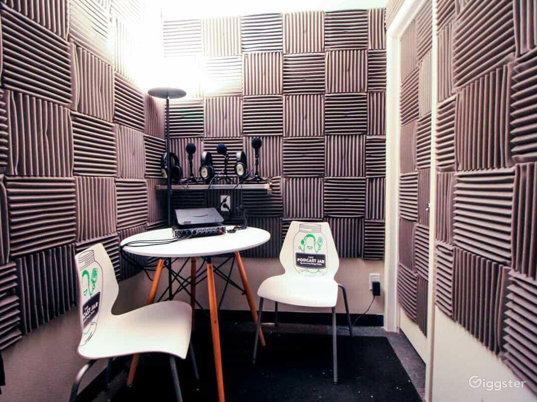The Podcast Studio Photo 1