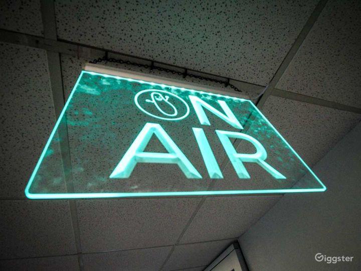 The Podcast Studio Photo 4