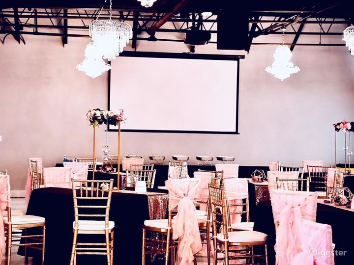 Modern Space For Any Occasion in Houston Photo 5