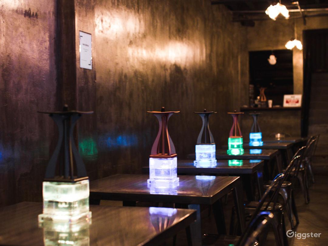 Koreatown Industrial Bar & Lounge Photo 2