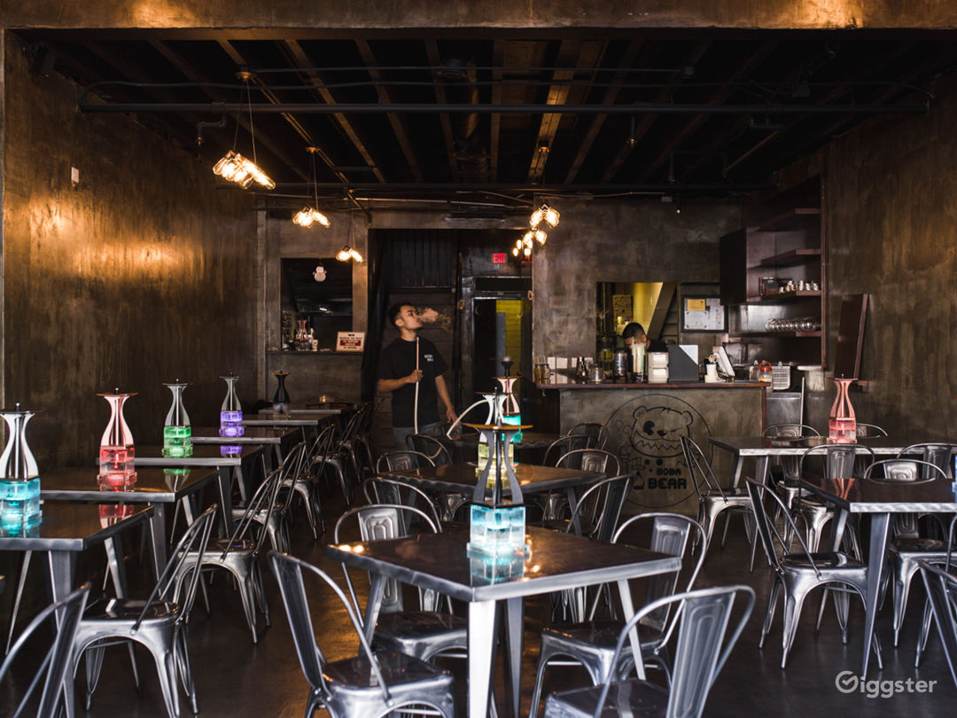 Koreatown Industrial Bar & Lounge Photo 1