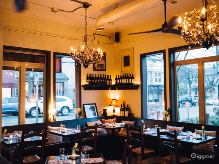 Authentic and Cozy Italian Restaurant in Seattle