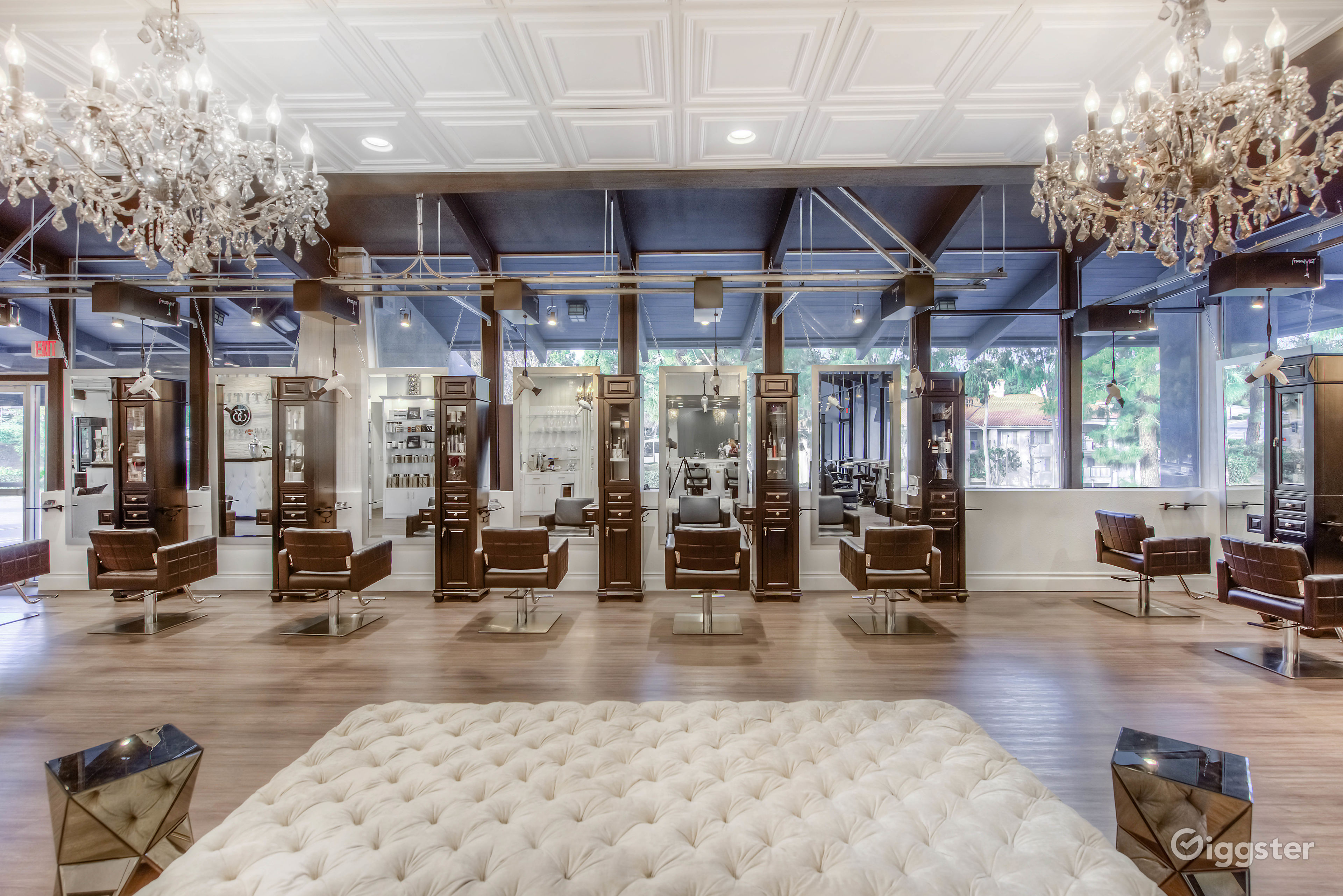 Luxury Hair Salon Rent This Location On Giggster