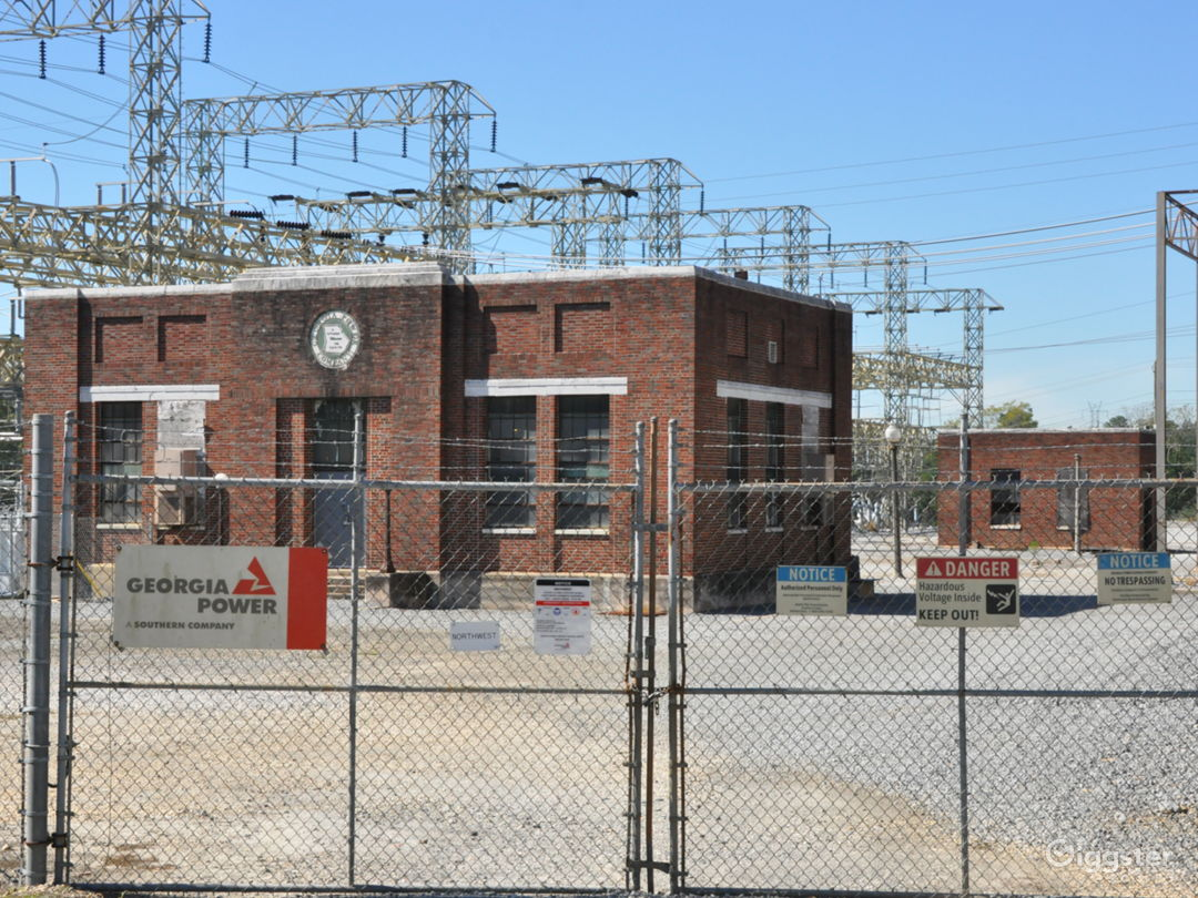 Substation in Atlanta Photo 1
