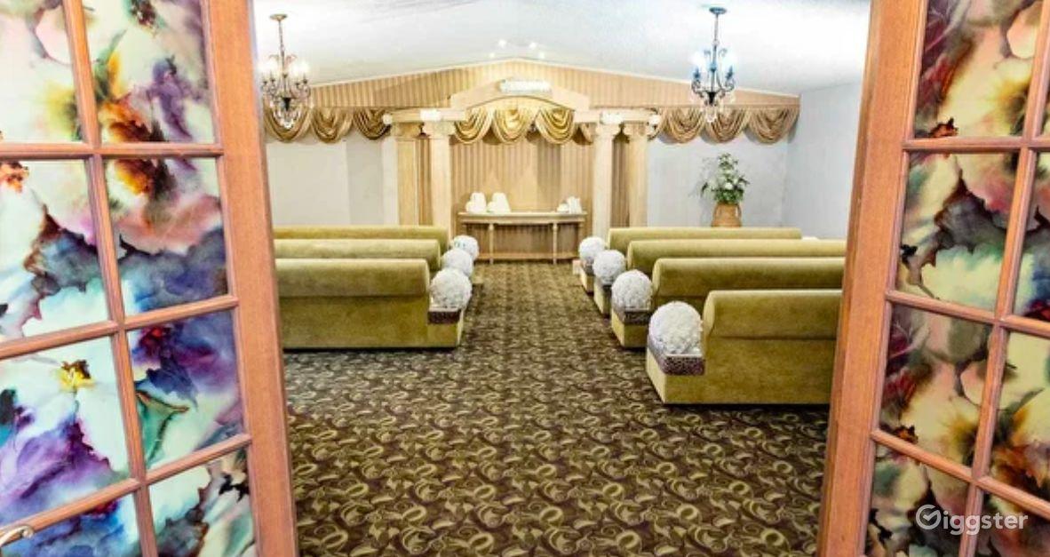 Full Renovated Las Vegas Chapel Photo 1