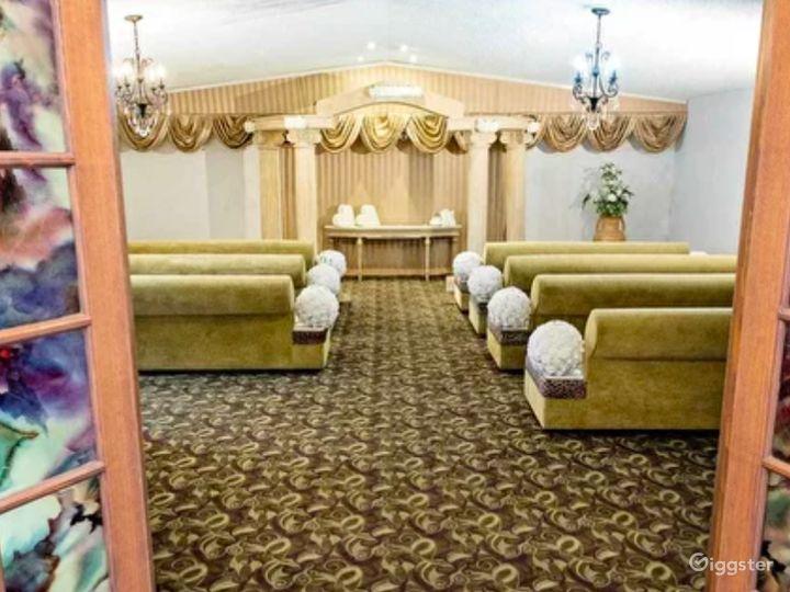 Full Renovated Las Vegas Chapel