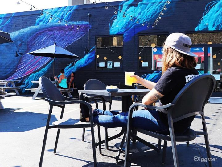Beer and Brewery Outdoor Patio Photo 5