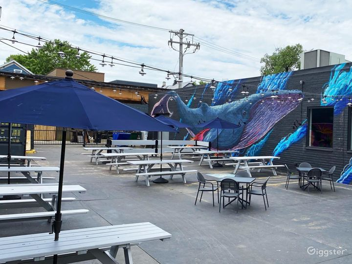 Beer and Brewery Outdoor Patio Photo 2