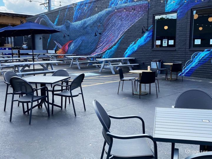 Beer and Brewery Outdoor Patio Photo 3