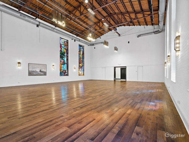 Spacious Reimagined Historic Venue Buyout Photo 2