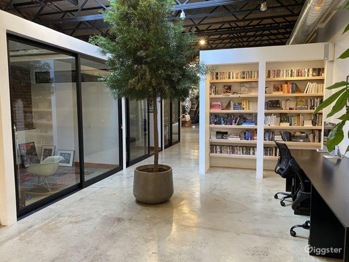Tree Loft: DTLA Creative/Office Space & Rooftop Photo 4