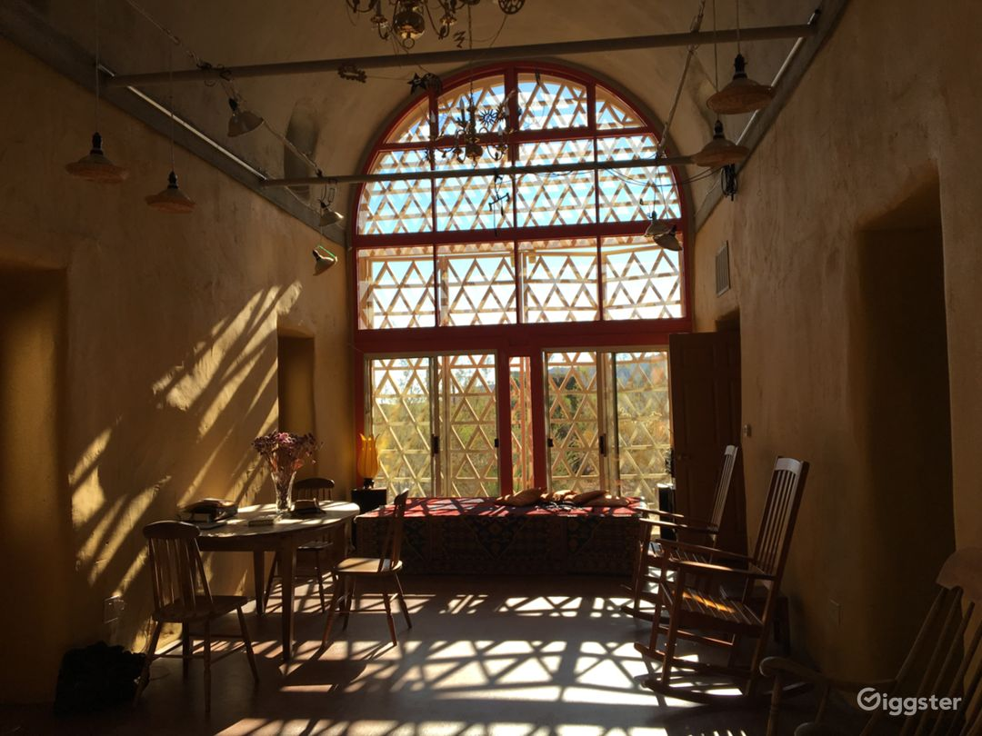 Great room window