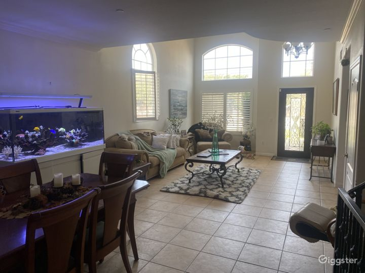 Front living room