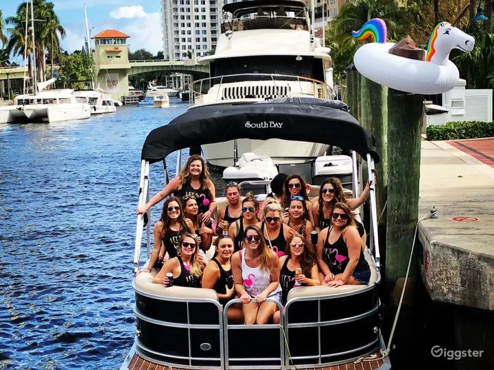Party Boat in Fort Lauderdale Photo 5