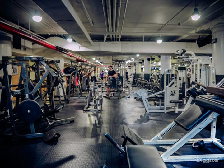 Retro Style Fitness Gym in 19th Street Photo 2