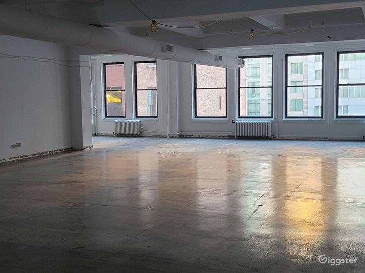 9th Floor Open Space