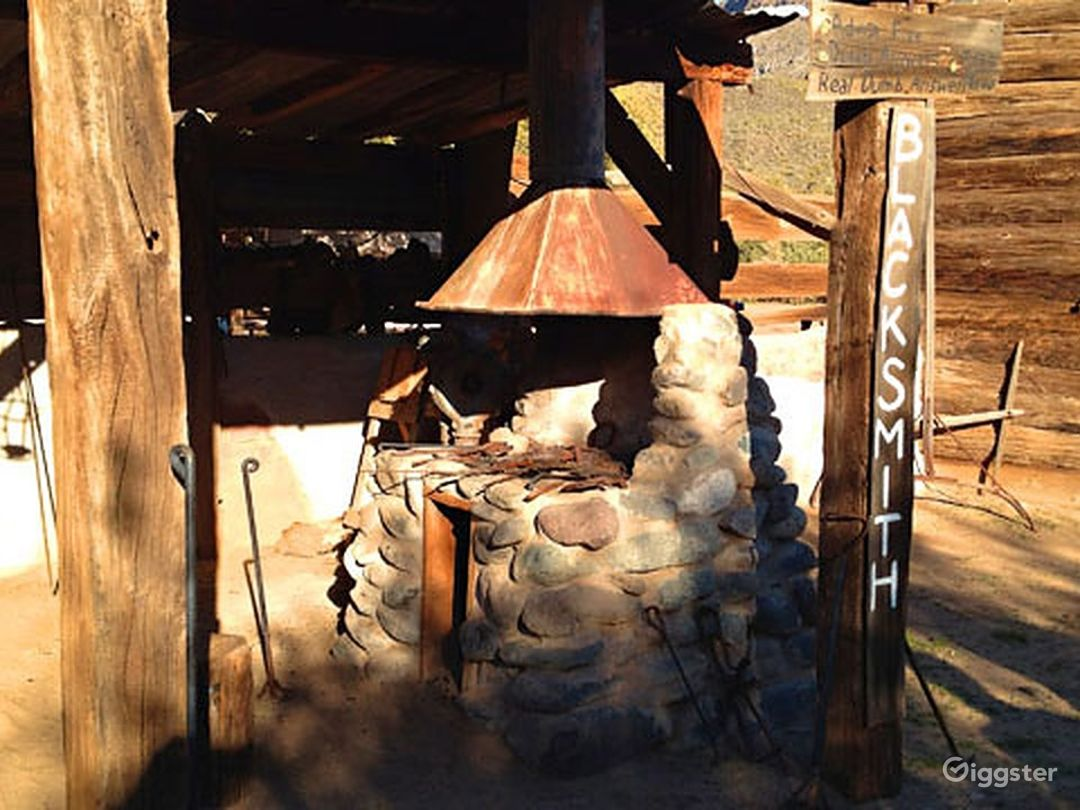 Wild West Blacksmith Photo 1