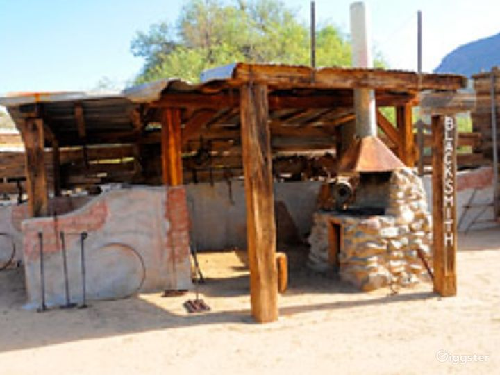 Wild West Blacksmith Photo 2