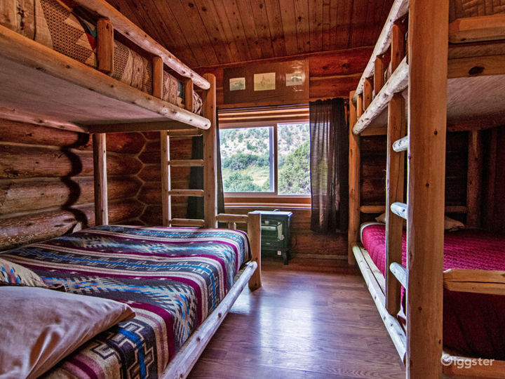 Magnificent Main Lodge Suite with Private Balcony Photo 3