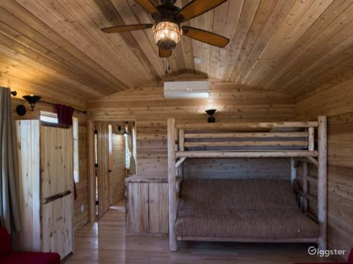 Magnificent Main Lodge Suite with Private Balcony Photo 2