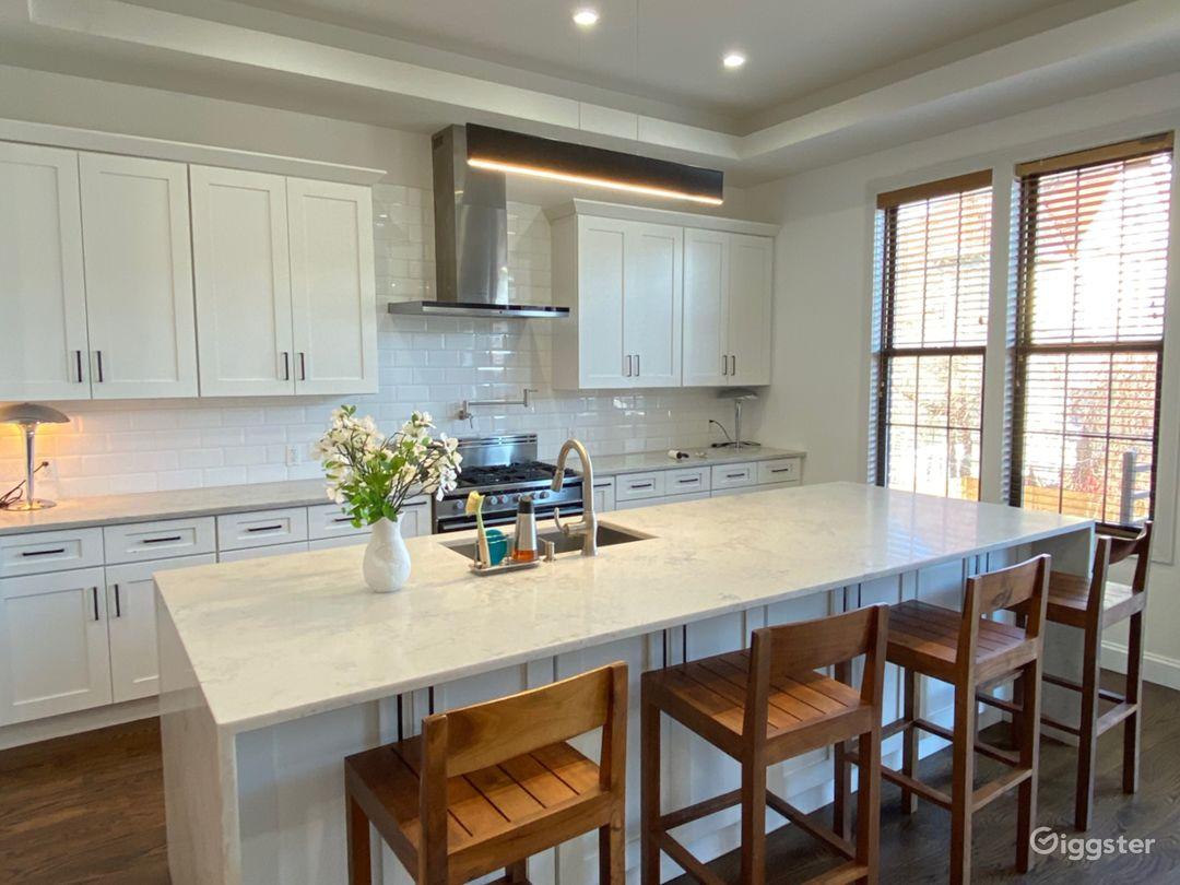 Photoshoot perfect kitchen
