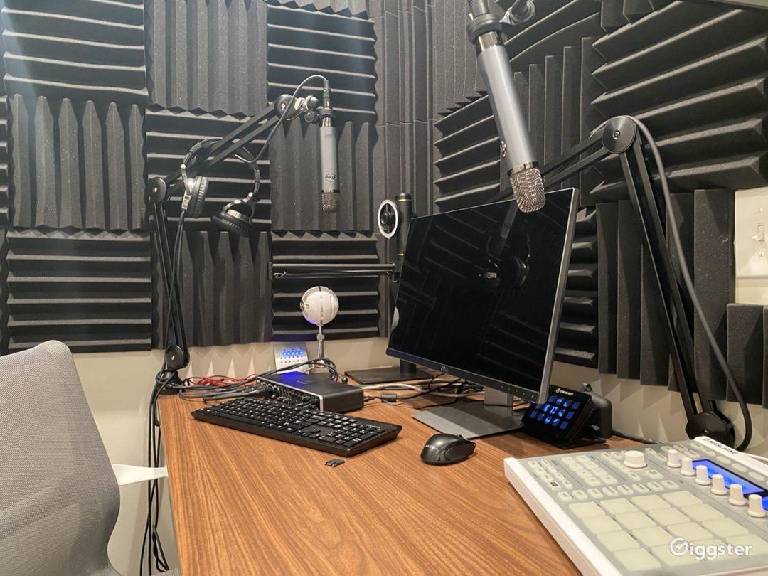 Podcast Studio in Folsom Photo 1