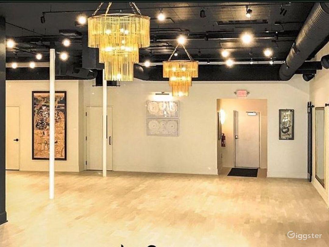 Stunning and Spacious Dance Studio Photo 1