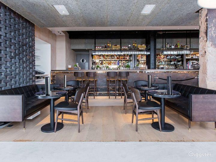 Contemporary Peruvian & Italian Restaurant in Mercer Street, London Photo 3
