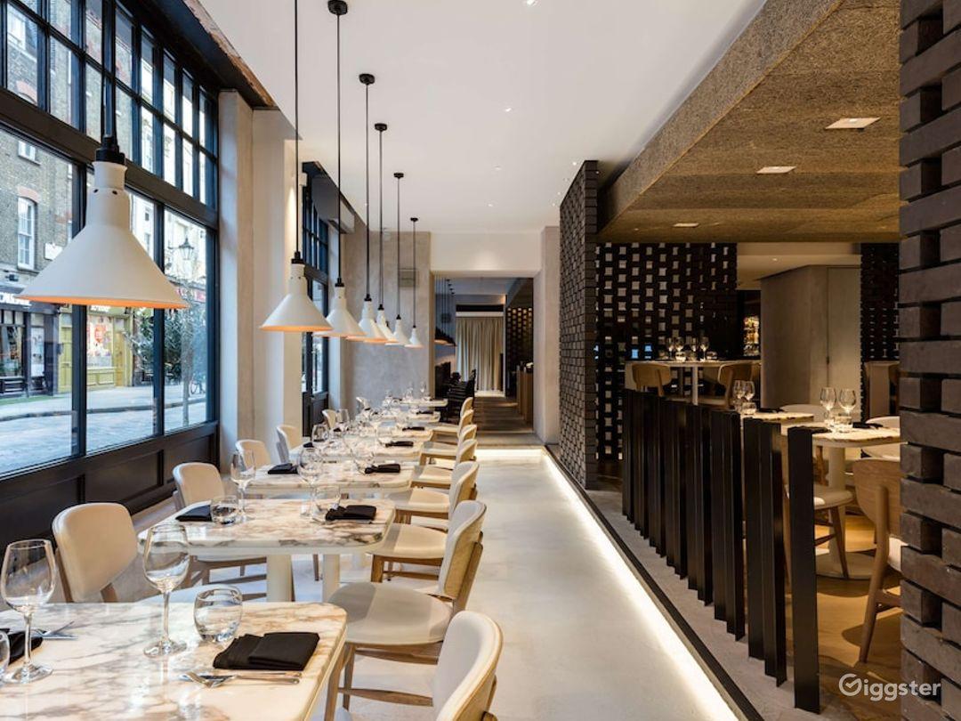 Contemporary Peruvian & Italian Restaurant in Mercer Street, London Photo 1