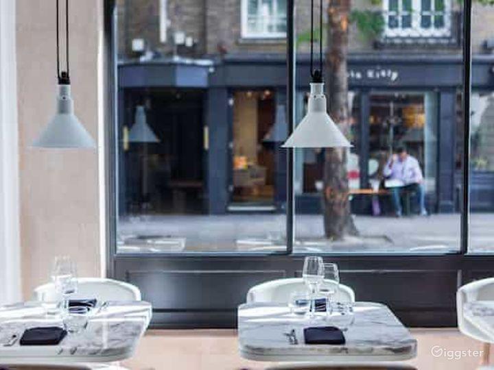 Contemporary Peruvian & Italian Restaurant in Mercer Street, London Photo 5