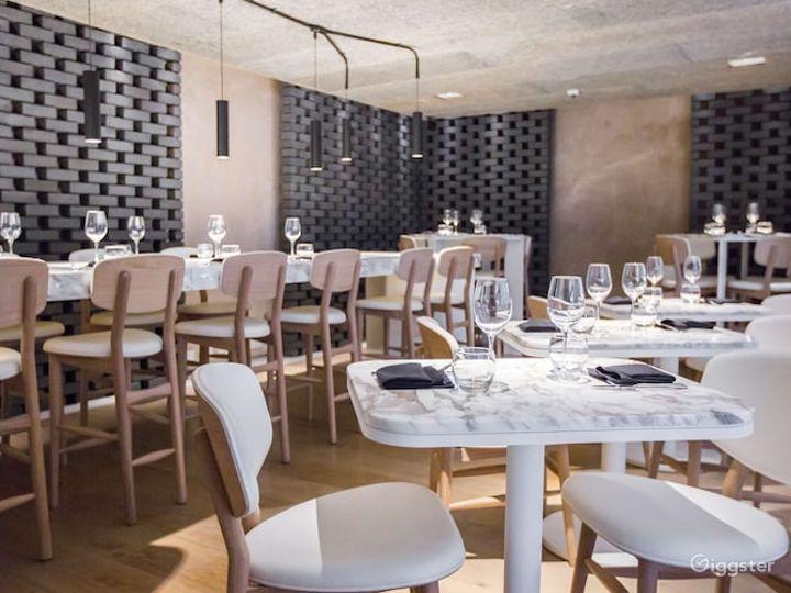 Contemporary Peruvian & Italian Restaurant in Mercer Street, London Photo 2